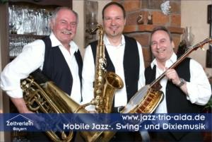 Jazzband und Jazz-Musiker aus Regensburg, Neumarkt in der Oberpfalz und Kelheim
