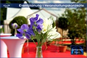 Zelte | Catering | Ausstattung | Entertainment - alles aus einer Hand für Ihre Firmenfeier in Regensburg