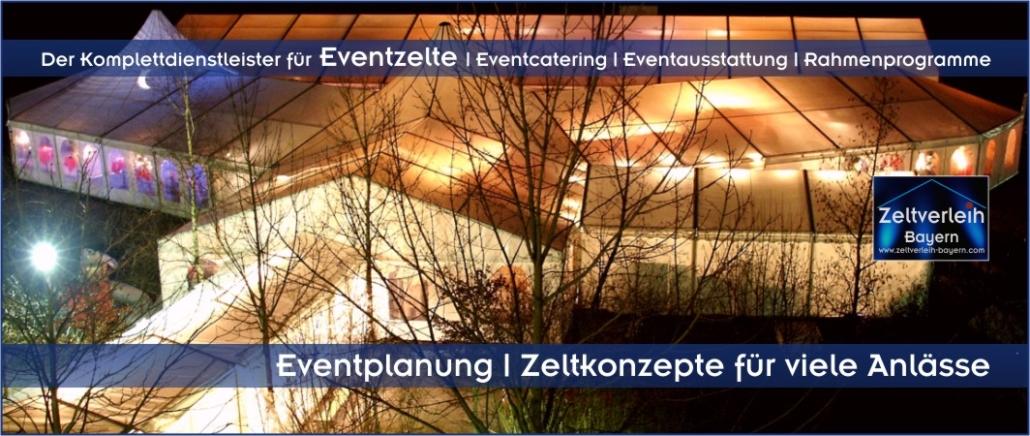 Zelte   Catering   Ausstattung   Entertainment - alles aus einer Hand für Ihre Firmenfeier in Regensburg