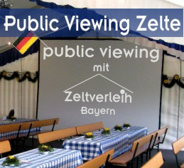 Zelte | Catering | Ausstattung | Entertainment